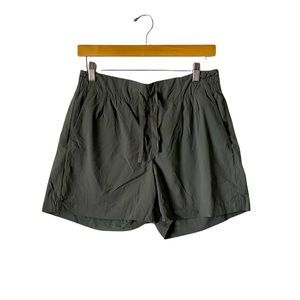 REI Cooperative Olive Gray Outdoor Shorts